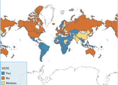 核兵器禁止条約に国が調印する様...